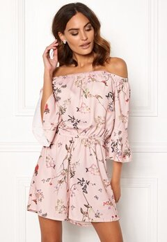 ONLY Butterfly Playsuit Rose Smoke Bubbleroom.eu