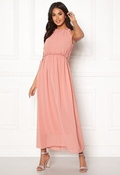 ONLY Ceremony Long Dress Rose Dawn Bubbleroom.eu