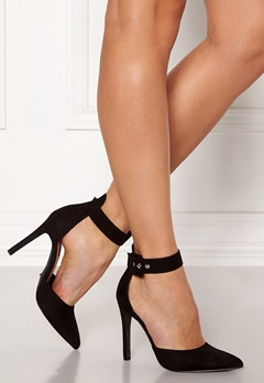 ONLY Chloe Buckle Pump Black Bubbleroom.eu