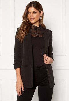 ONLY Elly 3/4 Life Blazer Black Bubbleroom.eu