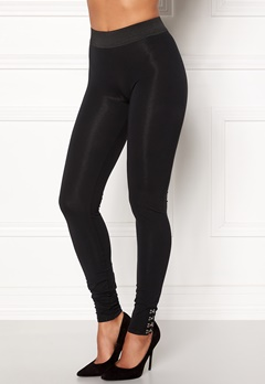 ONLY Fabinna NW Ankel Leggins Black Bubbleroom.eu