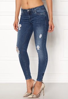 ONLY Kendell Reg Ankle Jeans Medium Blue Denim Bubbleroom.eu