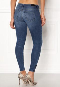 ONLY Kendell Reg Ankle Jeans Medium Blue Denim Bubbleroom.eu
