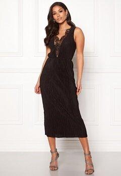 ONLY Lena S/L Lace Dress Black Bubbleroom.eu
