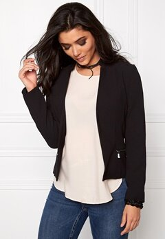 ONLY Madeline Blazer Jacket Black Bubbleroom.eu