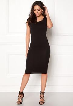 ONLY Mallika Capsleeve Dress Black Bubbleroom.eu