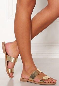 ONLY Mandala Metallic Sandal Gold Colour Bubbleroom.eu