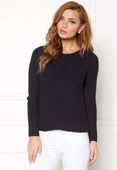 ONLY Millicent L/S Pullover Night Sky Bubbleroom.eu