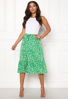 ONLY Nadja Skirt Simply Green Bubbleroom.eu