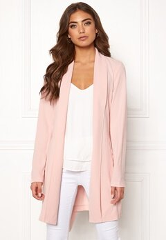 ONLY New Runa L/S Blazer Rose Smoke Bubbleroom.eu