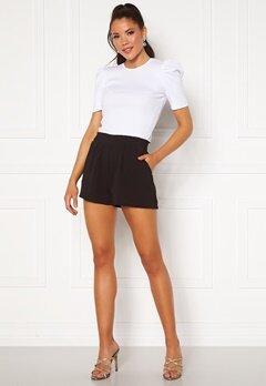 ONLY Nova Lux Smock Shorts Black Bubbleroom.eu