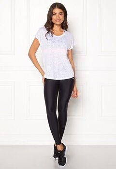 ONLY PLAY Beate Loose SS Tee White Bubbleroom.eu