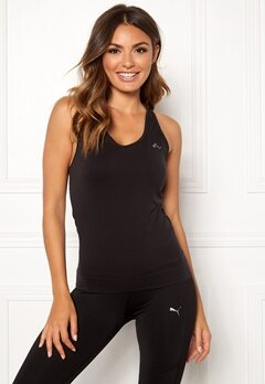 ONLY PLAY Christina Seamless Top Black Bubbleroom.eu