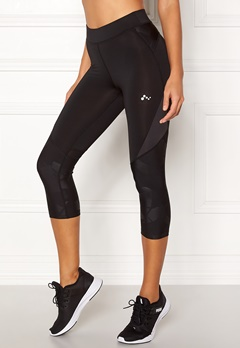 9c033cfe ONLY PLAY Delphine 3/4 Training Tights Black Bubbleroom.eu