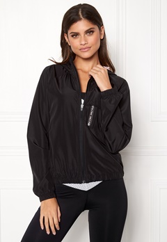 ONLY PLAY Fannie Hood Jacket Black Detail Bubbleroom.eu