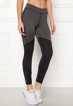 ONLY PLAY Kim 7/8 Training Tights Dark Grey Melange Bubbleroom.eu