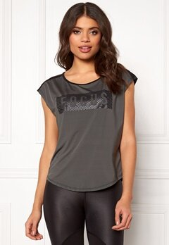 ONLY PLAY Lucilla SS Training Tee Dark Shadow Bubbleroom.eu