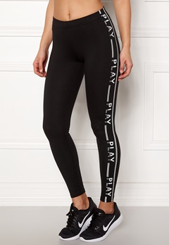 ONLY PLAY Luna Jersey Leggings Black Bubbleroom.eu