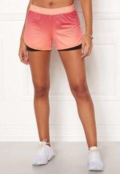 ONLY PLAY Melina AOP Shorts Neon Orange Bubbleroom.eu
