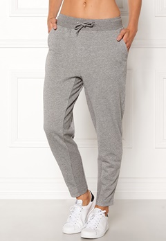 ONLY PLAY Zira glitter Sweat Pants Medium Grey Silver Bubbleroom.eu