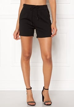 ONLY Poptrash Easy Shorts Black Bubbleroom.eu