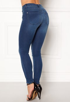 ONLY Royal Skinny Jeans Medium Blue Denim Bubbleroom.eu