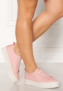 ONLY Sarina Contrast Sneaker Peach Bubbleroom.eu