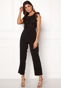 ONLY Seville Lace B Jumpsuit Black Bubbleroom.eu