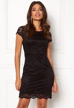 ONLY Shira Lace Dress Black Bubbleroom.eu