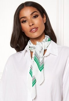 ONLY Statement Weaved Scarf Simply Green Bubbleroom.eu