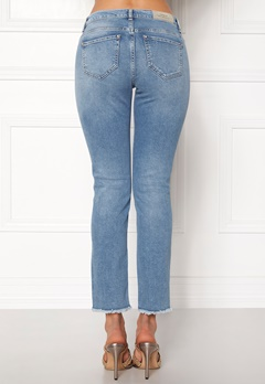 ONLY Sui Reg Ankle Jeans Light Blue Denim Bubbleroom.eu