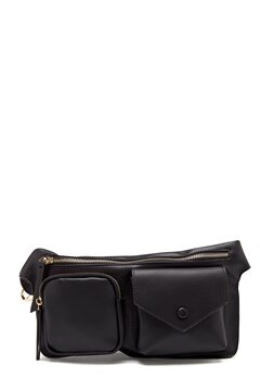 ONLY Una Pocket Bumbag Black Bubbleroom.eu