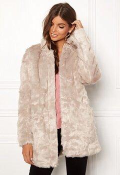ONLY Viva Fur Coat Pure Cashmere Bubbleroom.eu