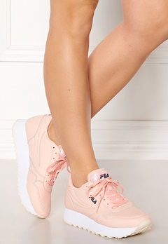FILA Orbit Zeppa L Shoes Peach Whip Bubbleroom.eu