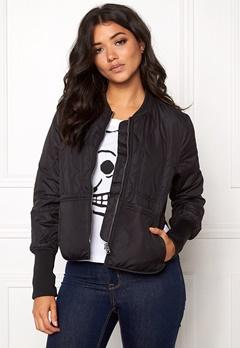 CHEAP MONDAY Parole Jacket Black Bubbleroom.eu