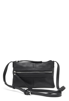 Pieces Amber Cross Body Black Bubbleroom.eu