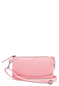 Pieces Bregan Cross Body Candy Pink Bubbleroom.eu