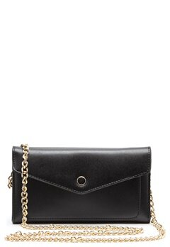 Pieces Bumba Wallet Black Bubbleroom.eu