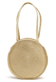 Pieces Cako Jute Bag Nature Bubbleroom.eu