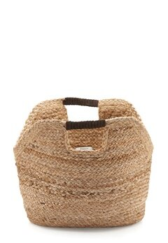 Pieces Charlie Straw Bag Nature Bubbleroom.eu