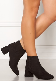 Pieces Daja Boot Black Bubbleroom.eu