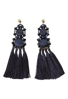 Pieces Dalgas Earrings Navy Blazer Bubbleroom.eu