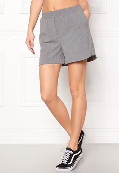 Pieces Donni Shorts Light Grey Melange Bubbleroom.eu