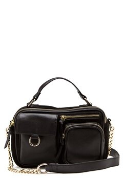 Pieces Joan Leather Cross Body Black Bubbleroom.eu