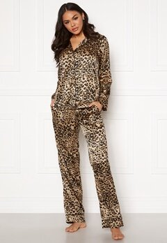 Pieces Juliana PJ Set Toasted Coconut Bubbleroom.eu