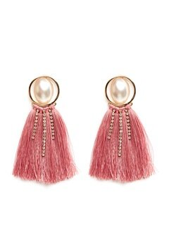 Pieces Mabelle Earrings Gold Colour Bubbleroom.eu