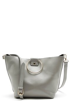 Pieces Naomi Bag Light Grey Melange Bubbleroom.eu