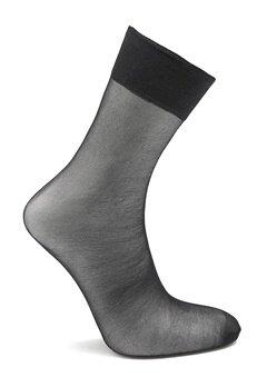Pieces New Nikoline 2-Pack 20 Den Knee Socks Black Bubbleroom.eu