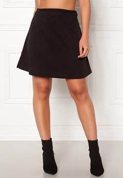 Pieces Wonder Skirt Black Bubbleroom.eu