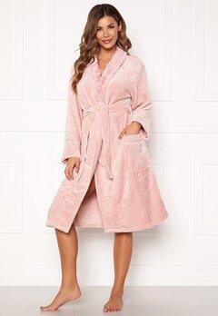 PJ. Salvage Luxe Plush Robes Rose Quartz Bubbleroom.eu